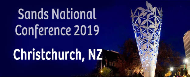 SANDS NATIONAL CONFERENCE 2019 CHRISTCHURCH, NZ